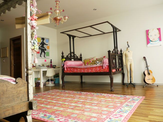 """9 By Design"" girls' bedroom"