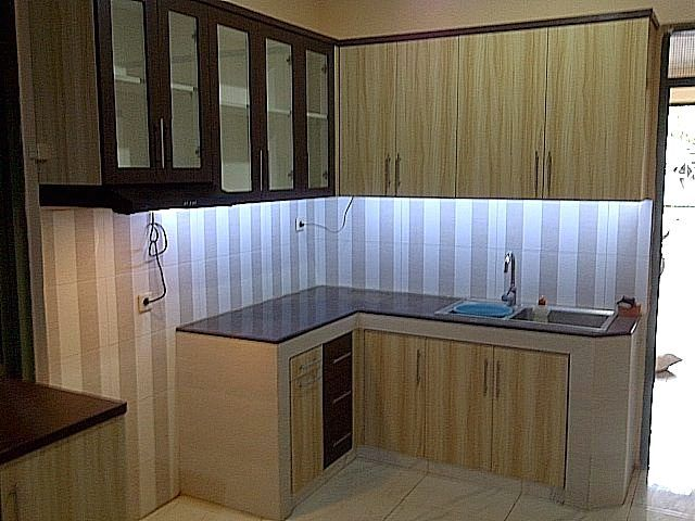Desain Kitchen Set Dapur Minimalis Idaman Ide Dapur