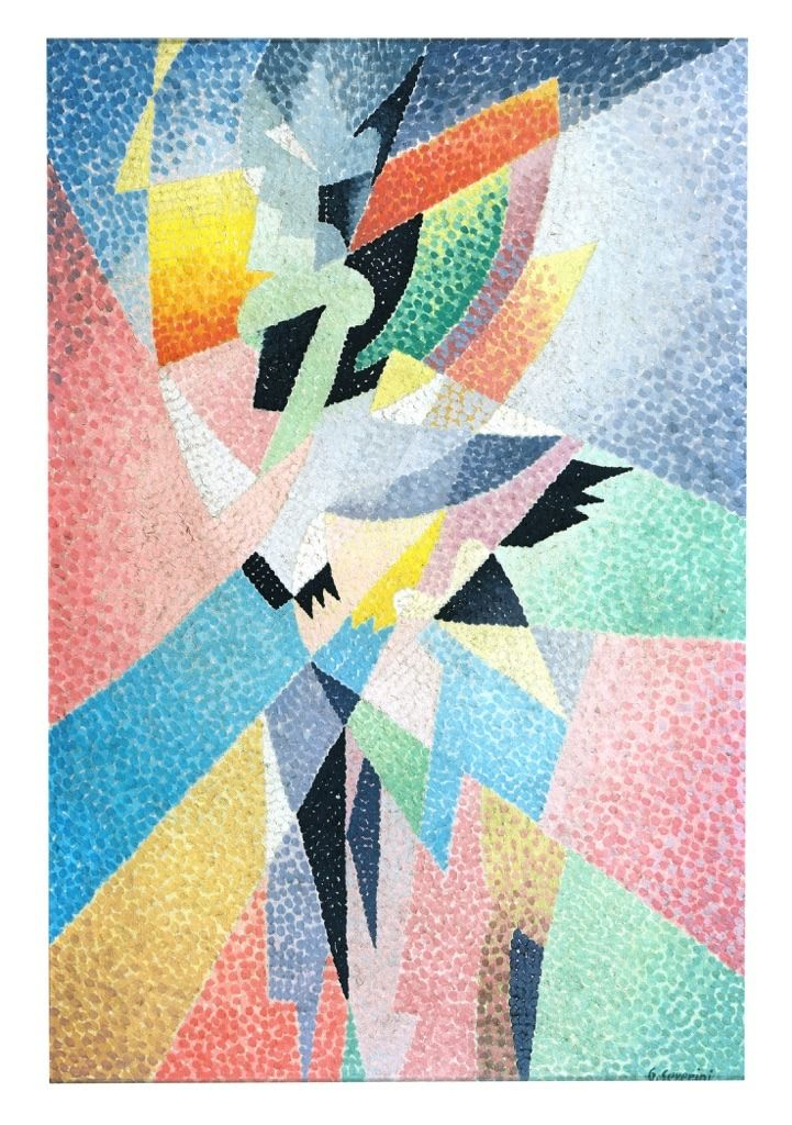 gino severini ballerina inventing abstraction in 2019