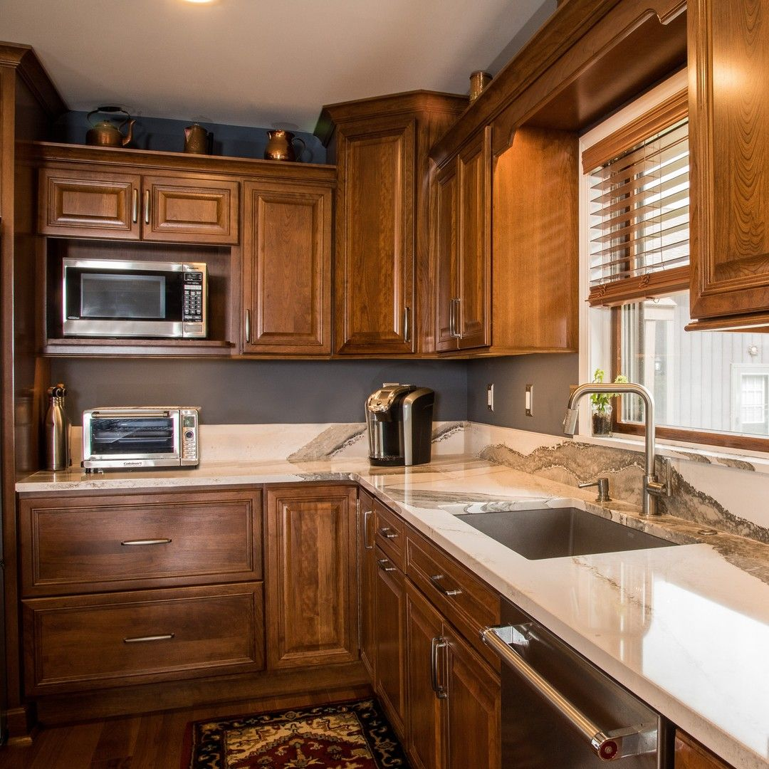 Our Latest Anekdoriginal Kitchen How Inviting And Warm Does This Look Cozykitchen Kitchendesign S In 2020 Kitchen Design Kitchen Bathroom Remodel Cozy Kitchen