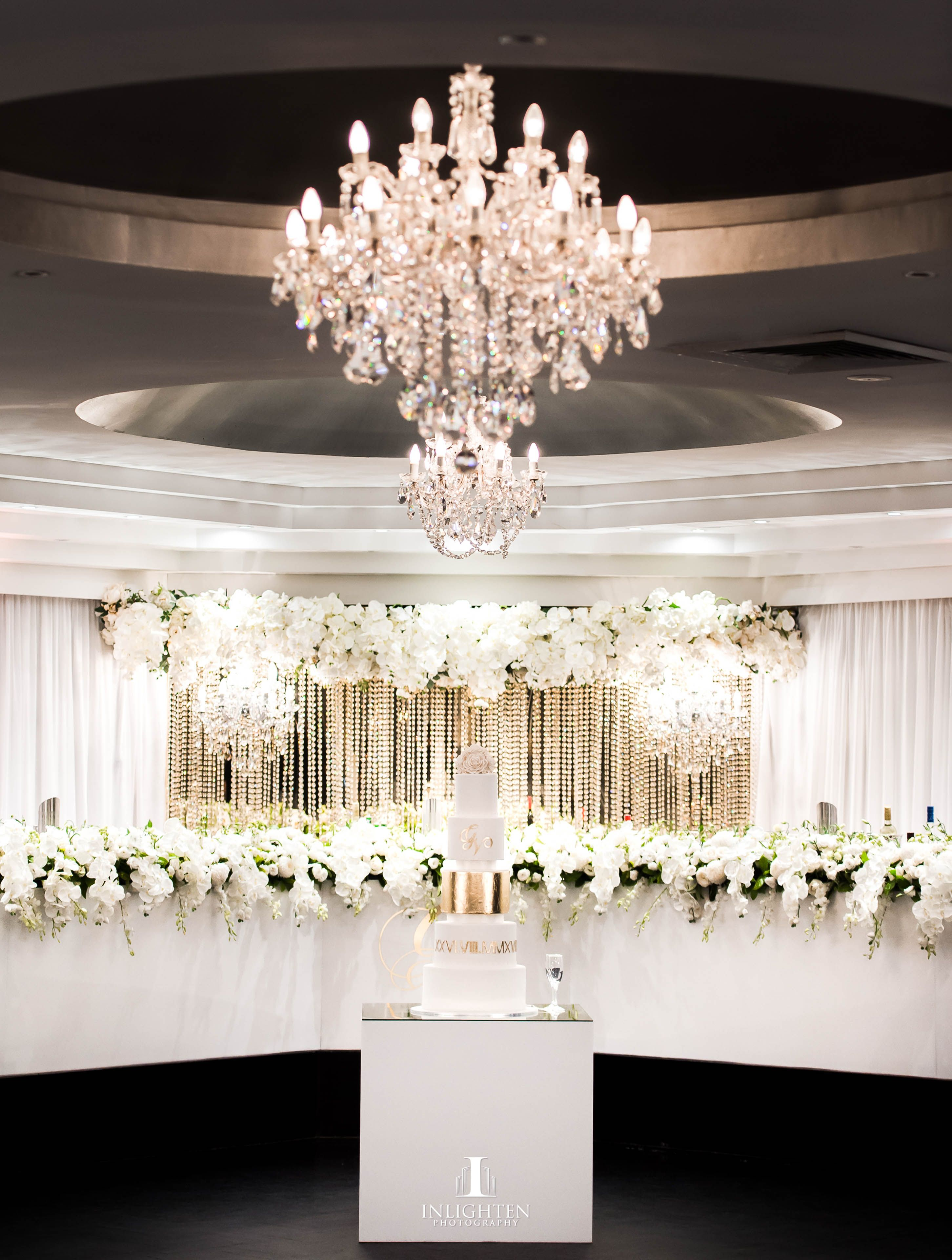 Doltone House Sylvania Waters Wedding Flower Decorations