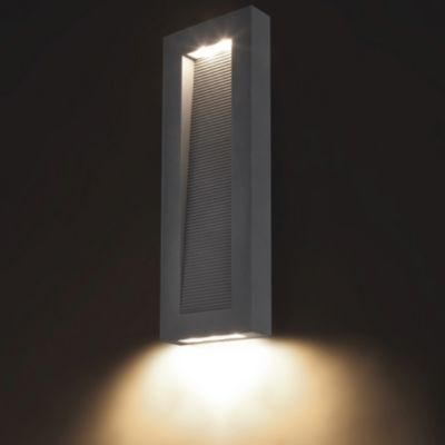Urban Indoor/Outdoor LED Wall Sconce | Indoor outdoor, Wall sconces ...