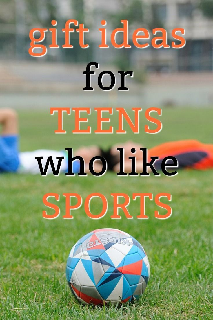 20 Gift Ideas for Teens who Like Sports | Best Christmas Ideas from ...