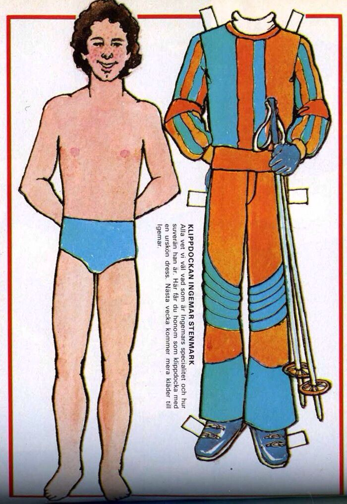 Pin By Maryo Fager On Swedish Vintage Paper Dolls Paperinukke