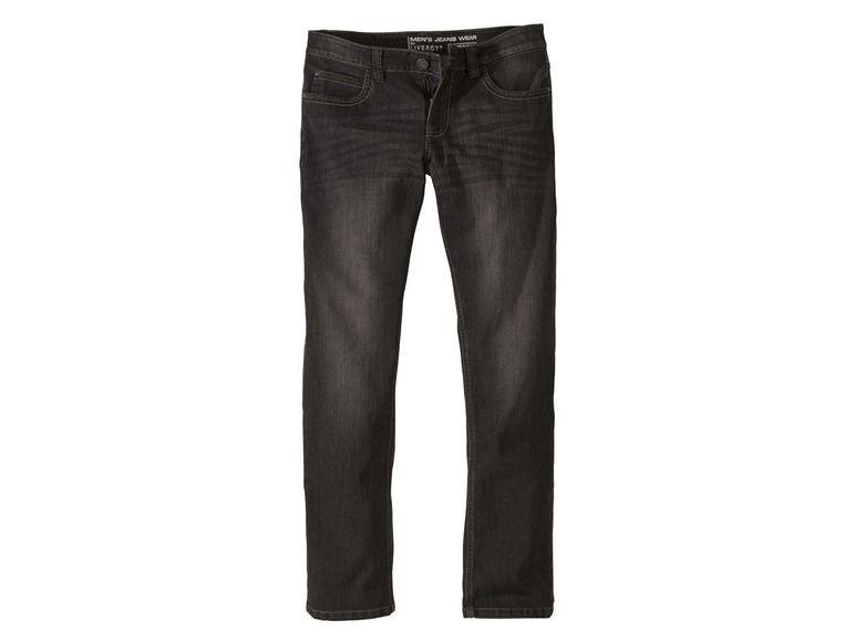 Lichte Spijkerbroek Heren : Livergy heren jeans online kopen lidl mode lidl