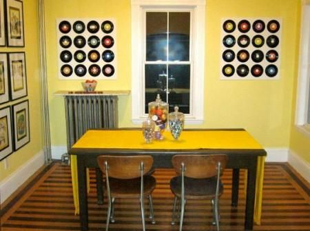 Mary S Yellow Hiness Dining Room For Color 2010