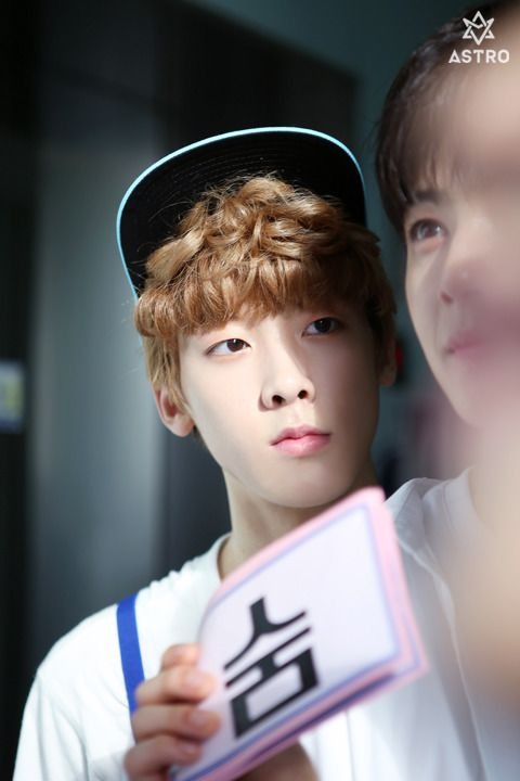 160816 #ASTRO 2nd Mini Album Music Show Promotions ① #SANHA