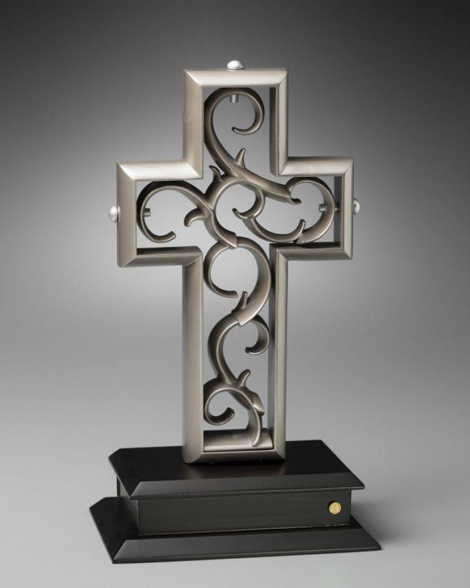 The Unity Cross Featured Edition Platinum Wedding Unity Cross