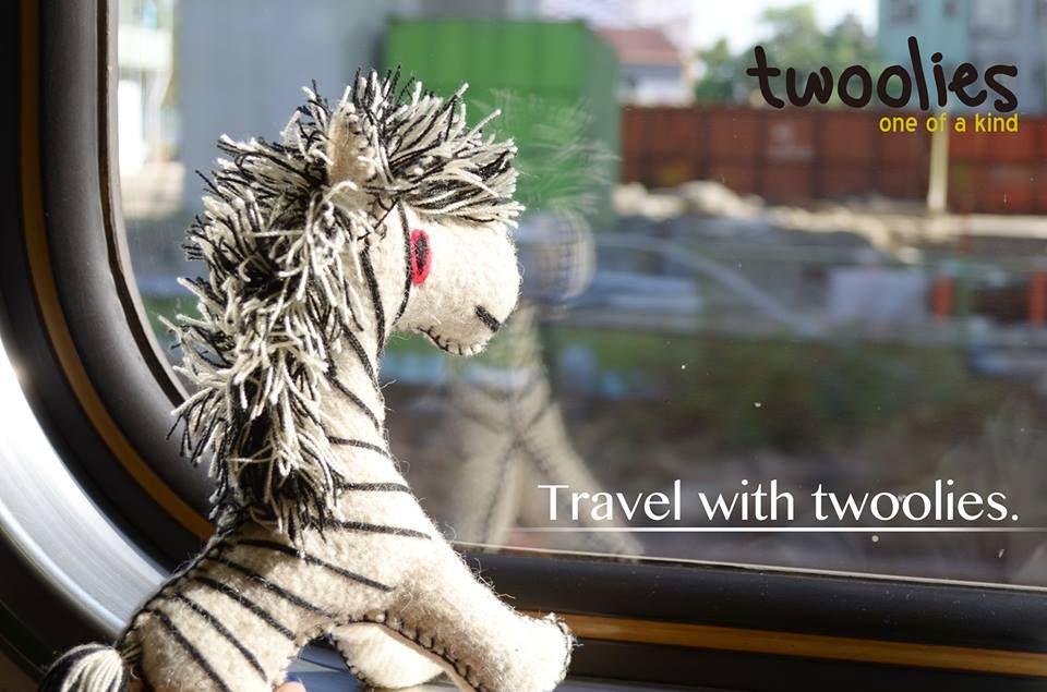 可愛的twoolies,能不能告訴我,今天你要去哪裡呢?http://goo.gl/owM5nj