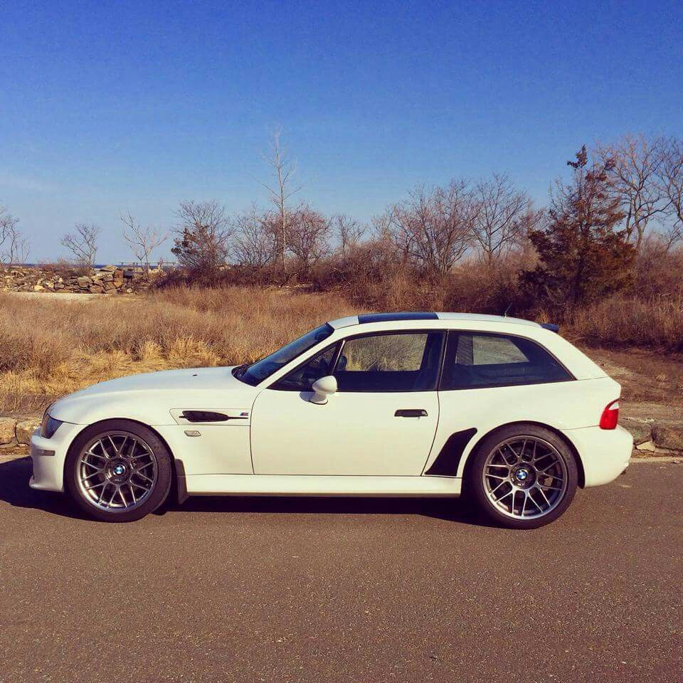Bmw Z3 M Coupe White The Ultimate Driving Machine Bmw
