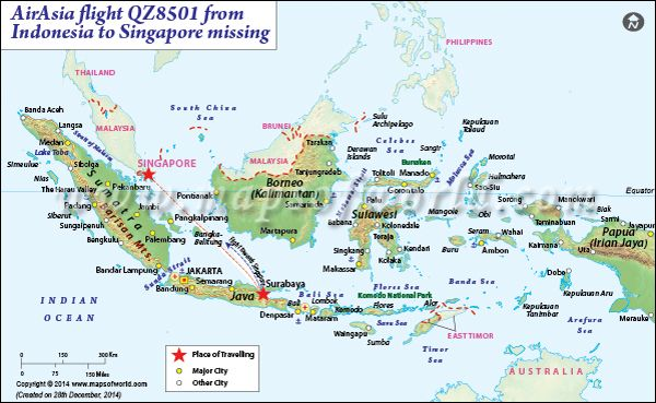 Path map of missing airasia flight airlines pinterest business path map of missing airasia flight gumiabroncs Image collections