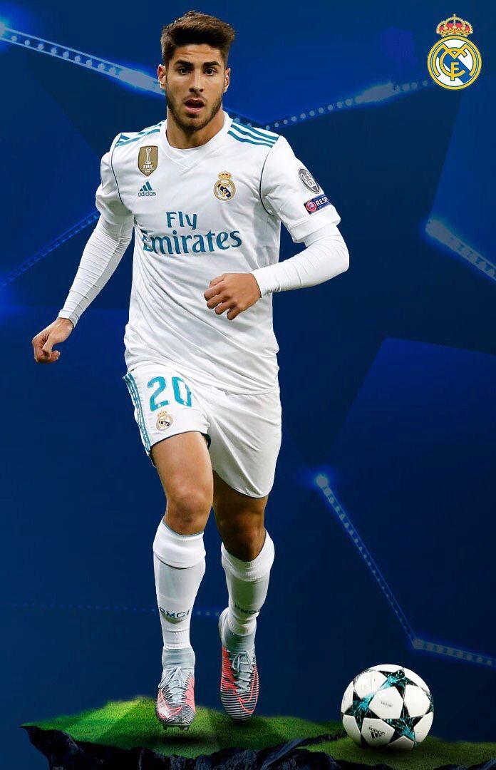 Pin De Himanshu Bisht En Futbal Asensio Real Madrid Fútbol Marco Asensio