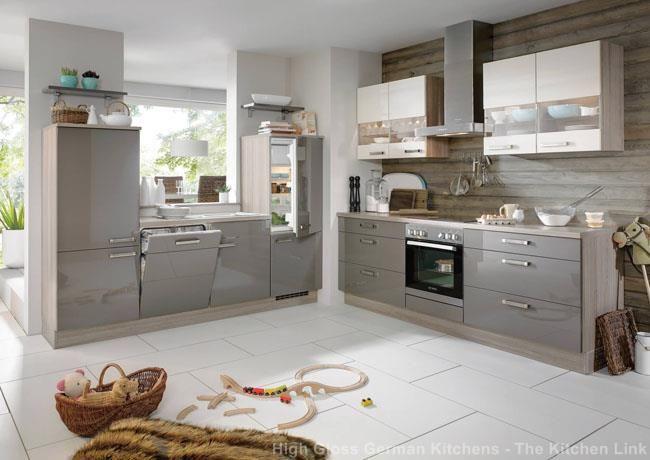 Handleless kitchen doors, Kitchen Cabinets, modern replacement - apothekerschrank für küche