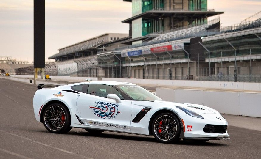 13th Corvette To Pace The Indianapolis 500 Learn About All 13