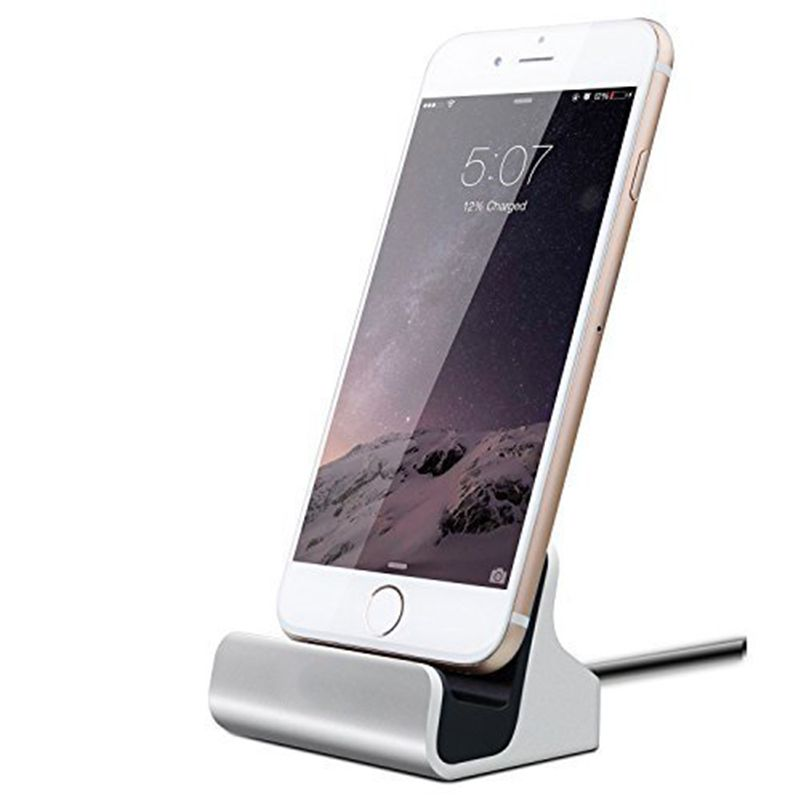 Aliexpress Com Buy For Socle Chargeur Iphone 6 Oplader Charger Dock Charge And Sync Stand For Ipod Cargador I Phone Charging Iphone Charging Dock Iphone Dock