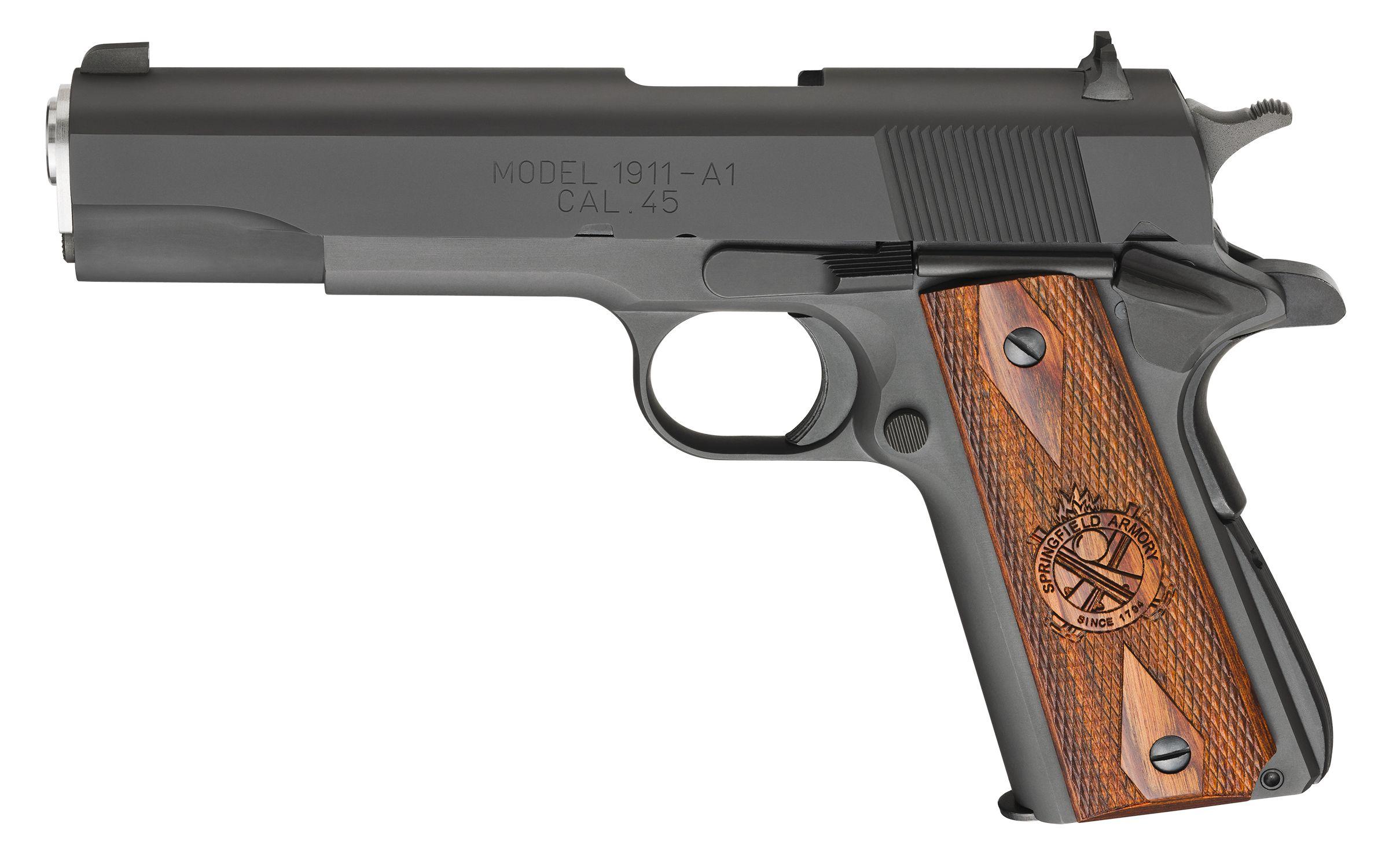 Best 1911 Pistols for the Money: 2017