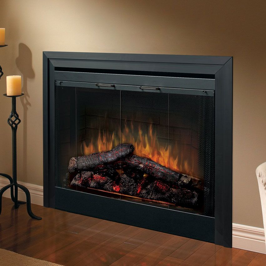 Dimplex 33 In Built In Electric Fireplace Bf33dxp Built In