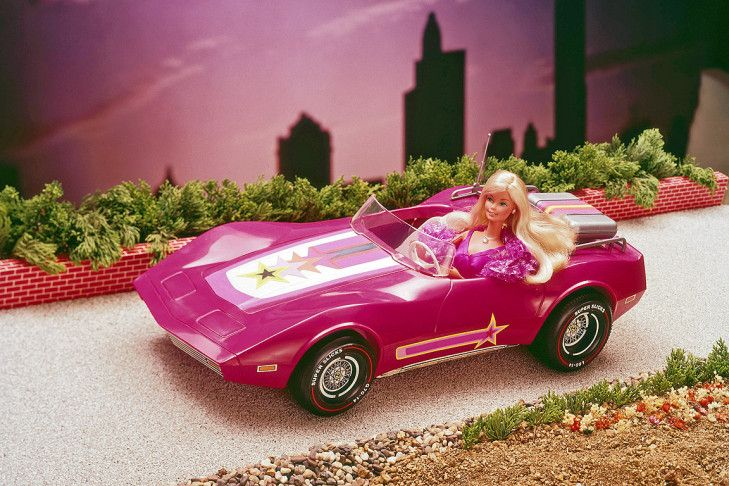 Barbie Corvette Bing Images