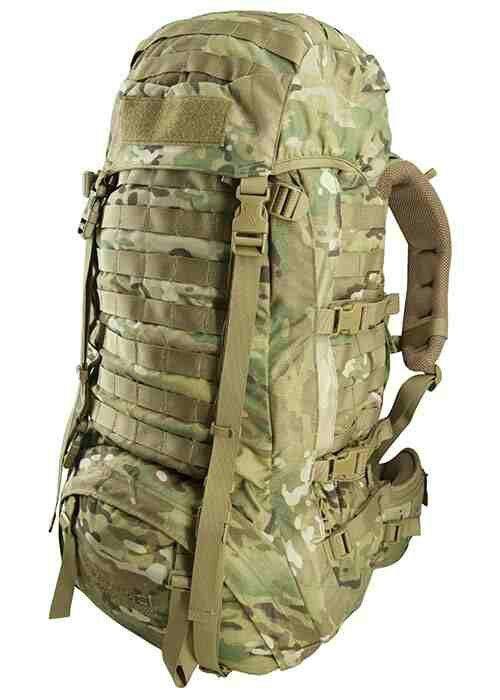 ryggsäck, tactical, kamo, 40 liter