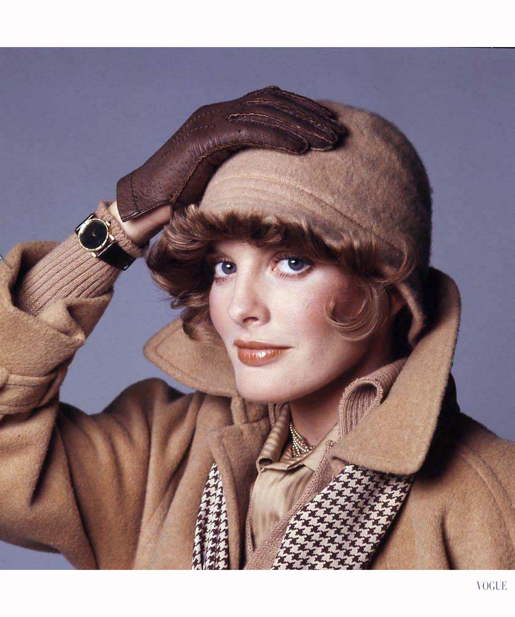 Rene Russo – Vogue 1974
