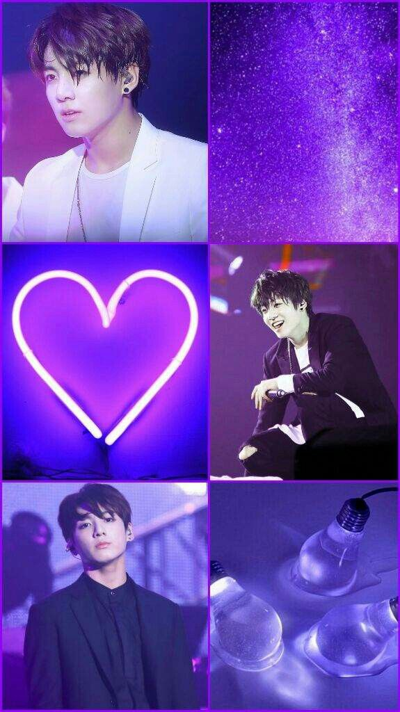 Jeon Jungkook Wallpaper Purple Aesthetic Wallpaper In 2019 Bts