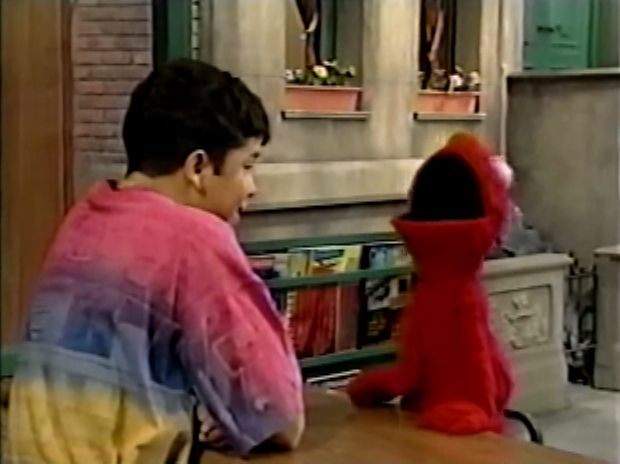 """Something Cold"" is a Sesame Street song from a season 28 episode."