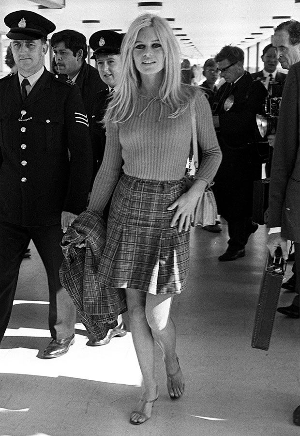 1960s Fashion The Icons And Designers That Helped Shape Decade Bridget Bardotbardot