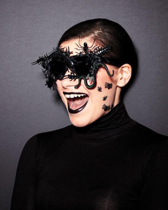 Creepy Crawler Costume Costume Pinterest Last minute - scary homemade halloween costume ideas