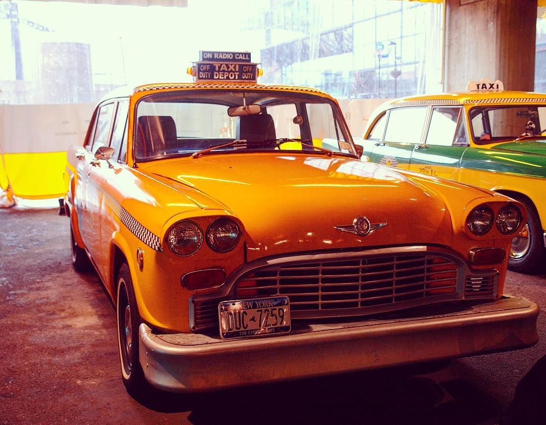 More From The Vintage Taxi Show NYC Taxis Classic Cars Cabs - Classic car show nyc