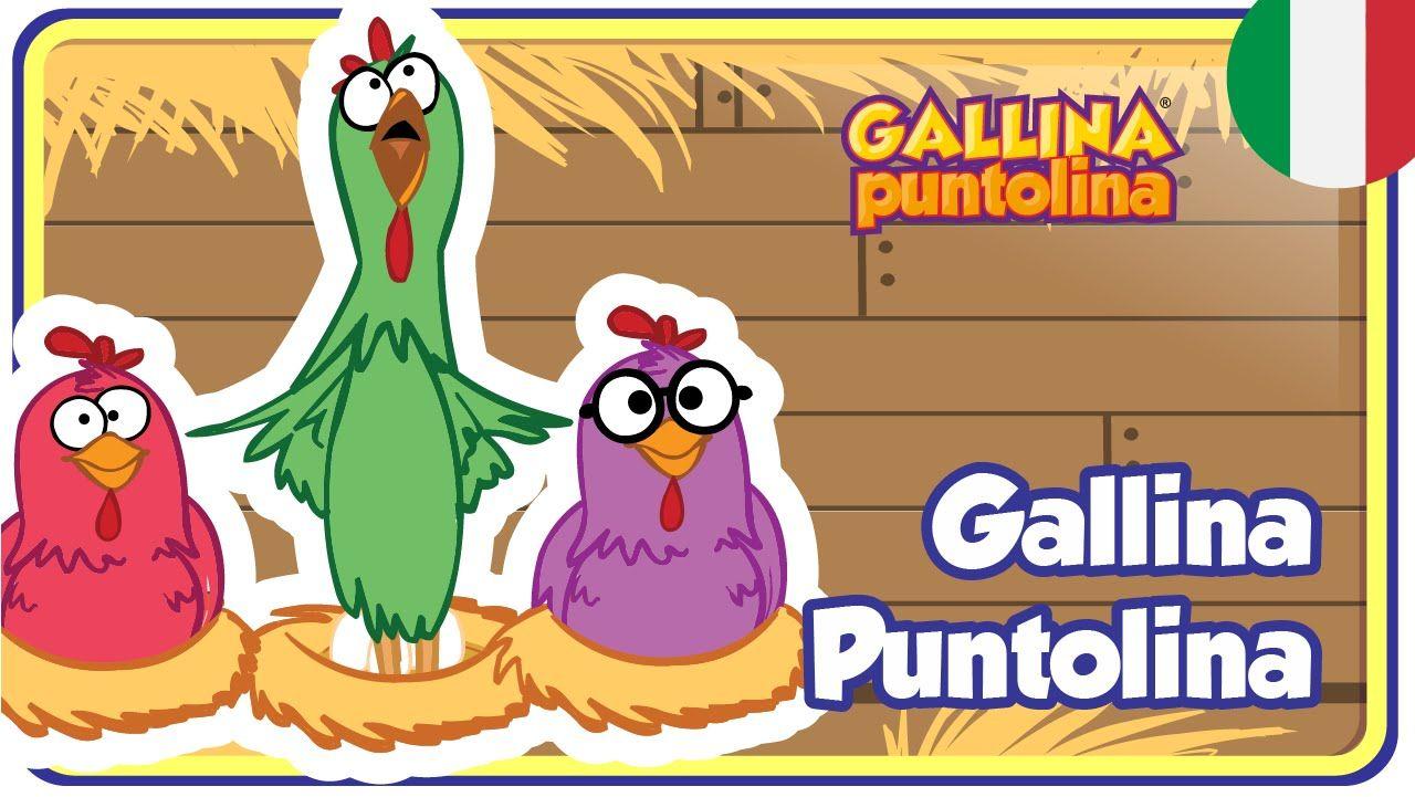 Gallina Puntolina Canzoni Per Bambini Canzoni Per Bambini