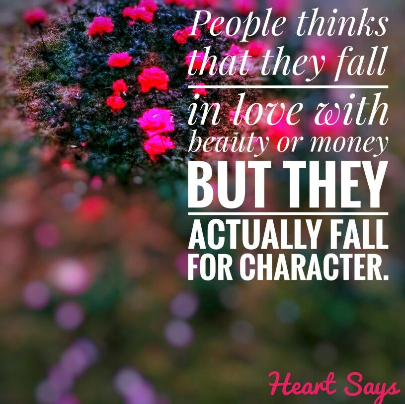 Pin On Heart Says Quotes
