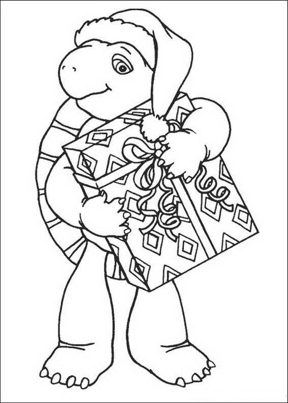 Pin By Anu Hellstrom On Varitettavia Turtle Coloring Pages Christmas Coloring Pages Animal Coloring Pages