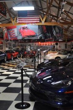 Mid America Motorworks Museum Effingham Corvette History Corvette America