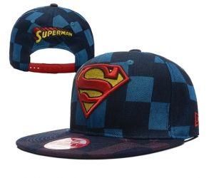 Casquette Superman New Era Snapback Plaid Caps 4 Casquette New Era Pas Cher c06cf2329499