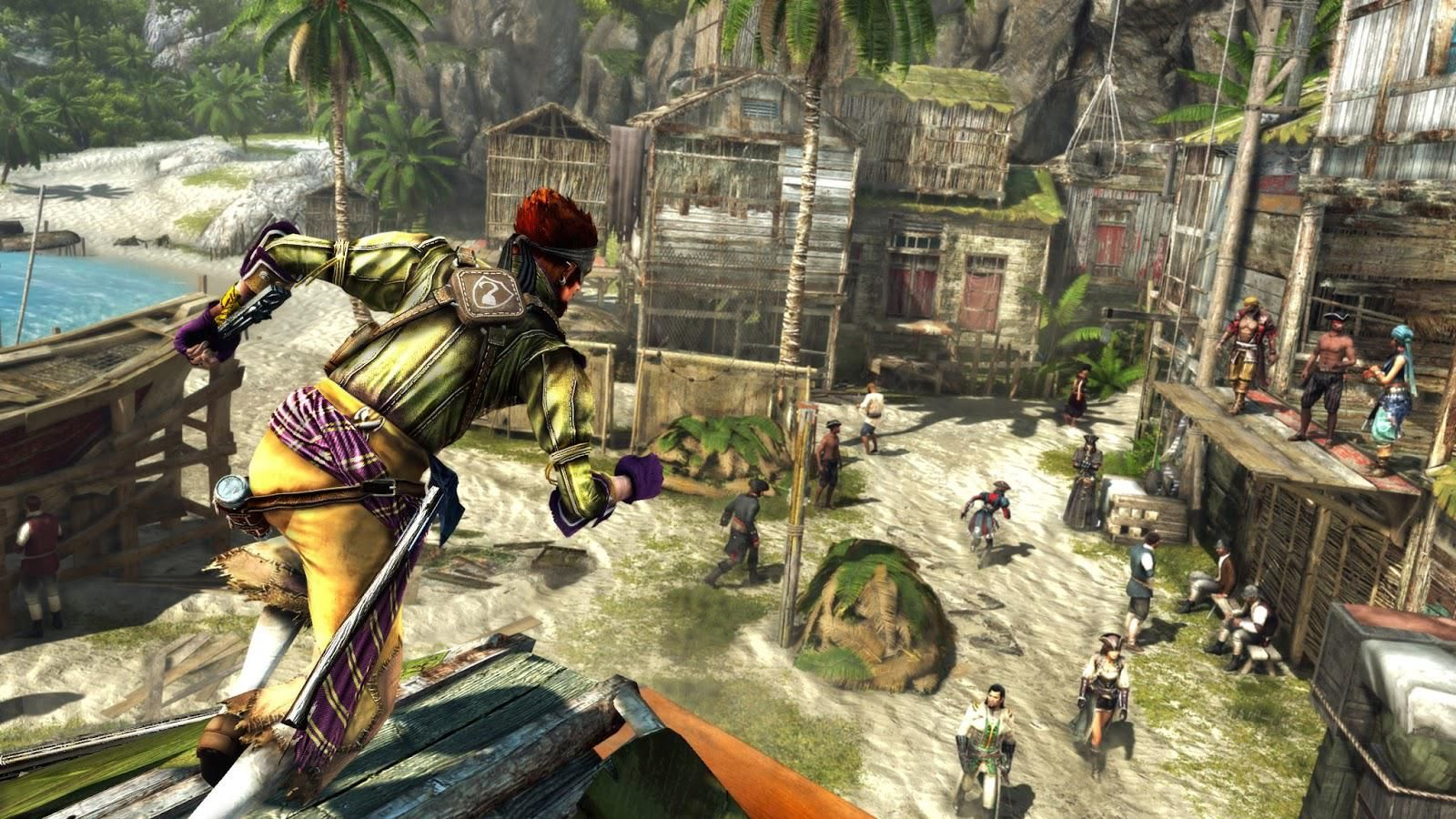 Assassin S Creed Iv Black Flag Multiplayer Review