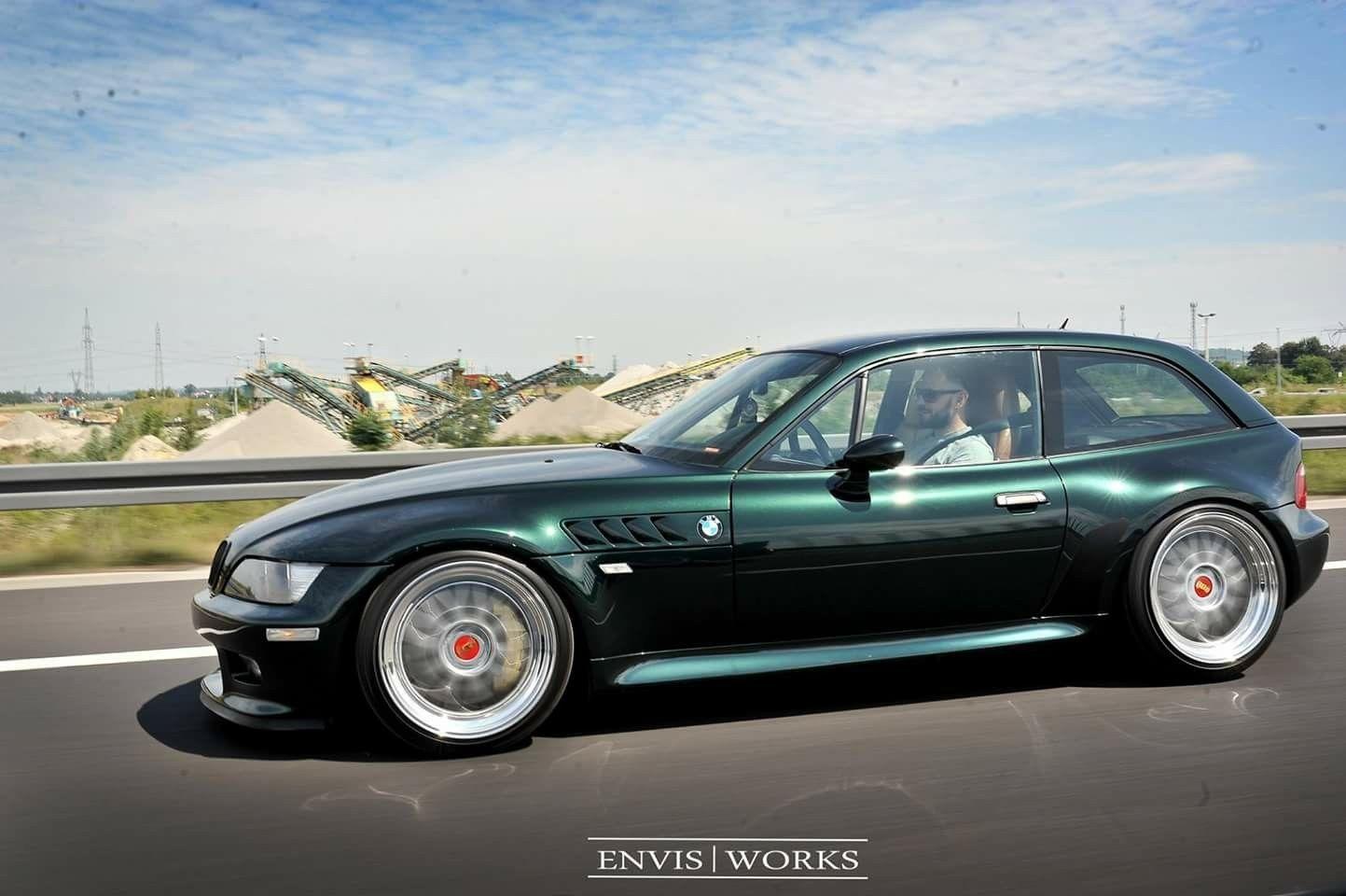 Bmw Z3 Coupe Green Roller Bmw Z3 Bmw Z3 Coupe Bmw