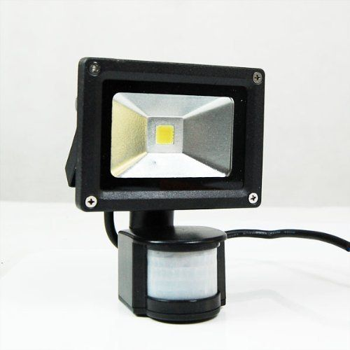 Led Outdoor Flood Light Bulbs Brilliant Etoplighting 10W Day Light White Wide Angle Waterproof High Power Inspiration
