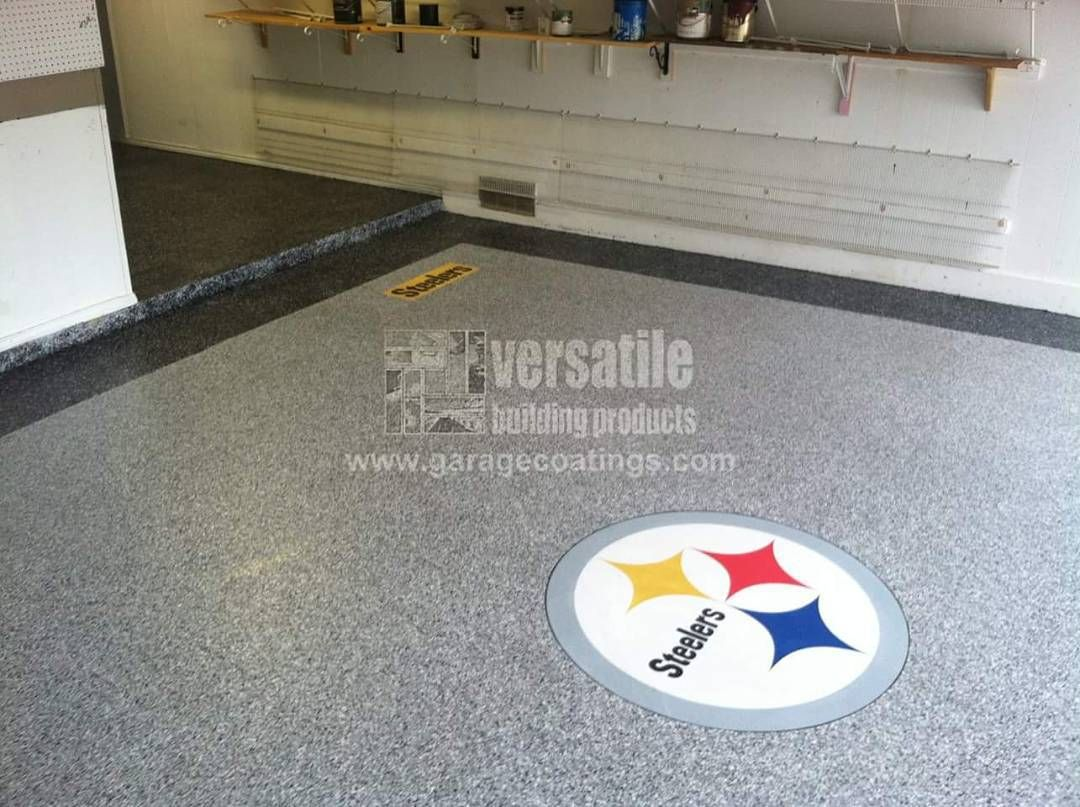 Steelers fanpower garage renovated using for Floor 2 pittsburgh