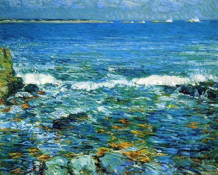Seascape Painting Inspiration (Plus 9 Famous Seascape Painters) - #famous #inspiration #painters #painting #seascape - #NagelWeiss