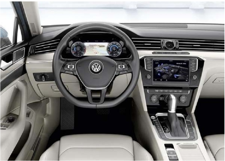 2015 Camry Colors >> Volkswagen Santana 2018 New Interior Design ...