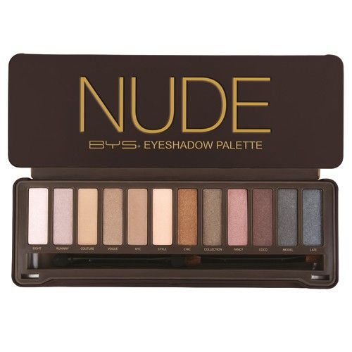 Image result for bys nude 1 palette