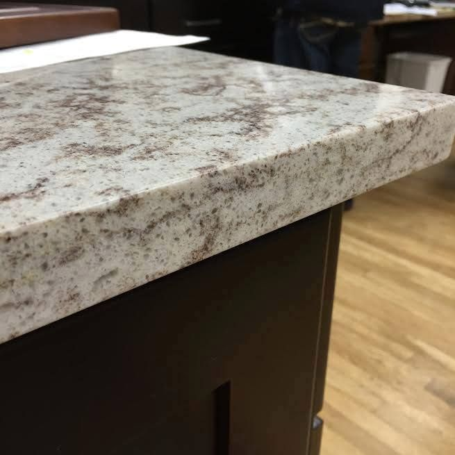 Absolute Granite And Cabinetry Offers Different Edge Profiles To Finish Your Granite Or Quartz