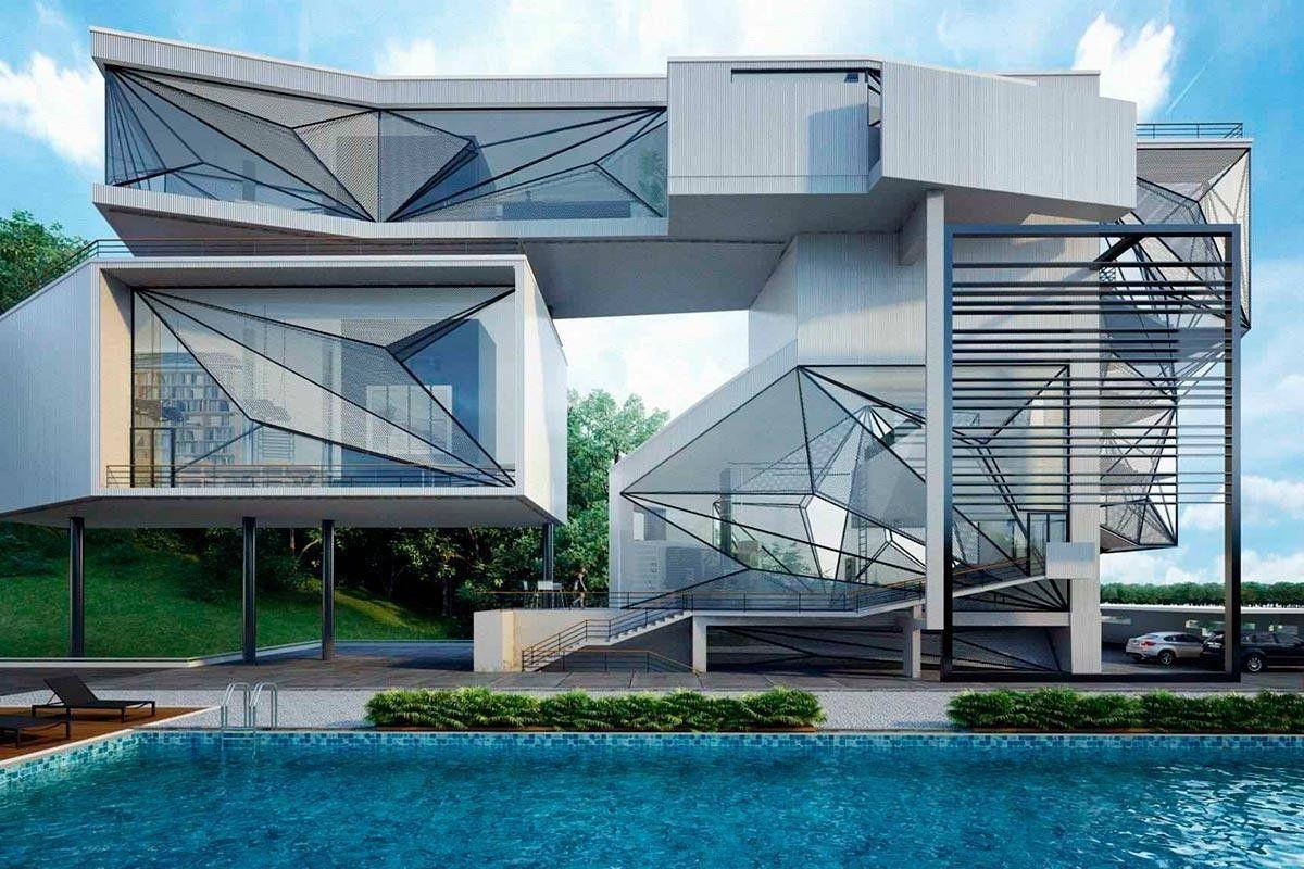 мугу человек архитекторские проекты домов фото как хозяйка