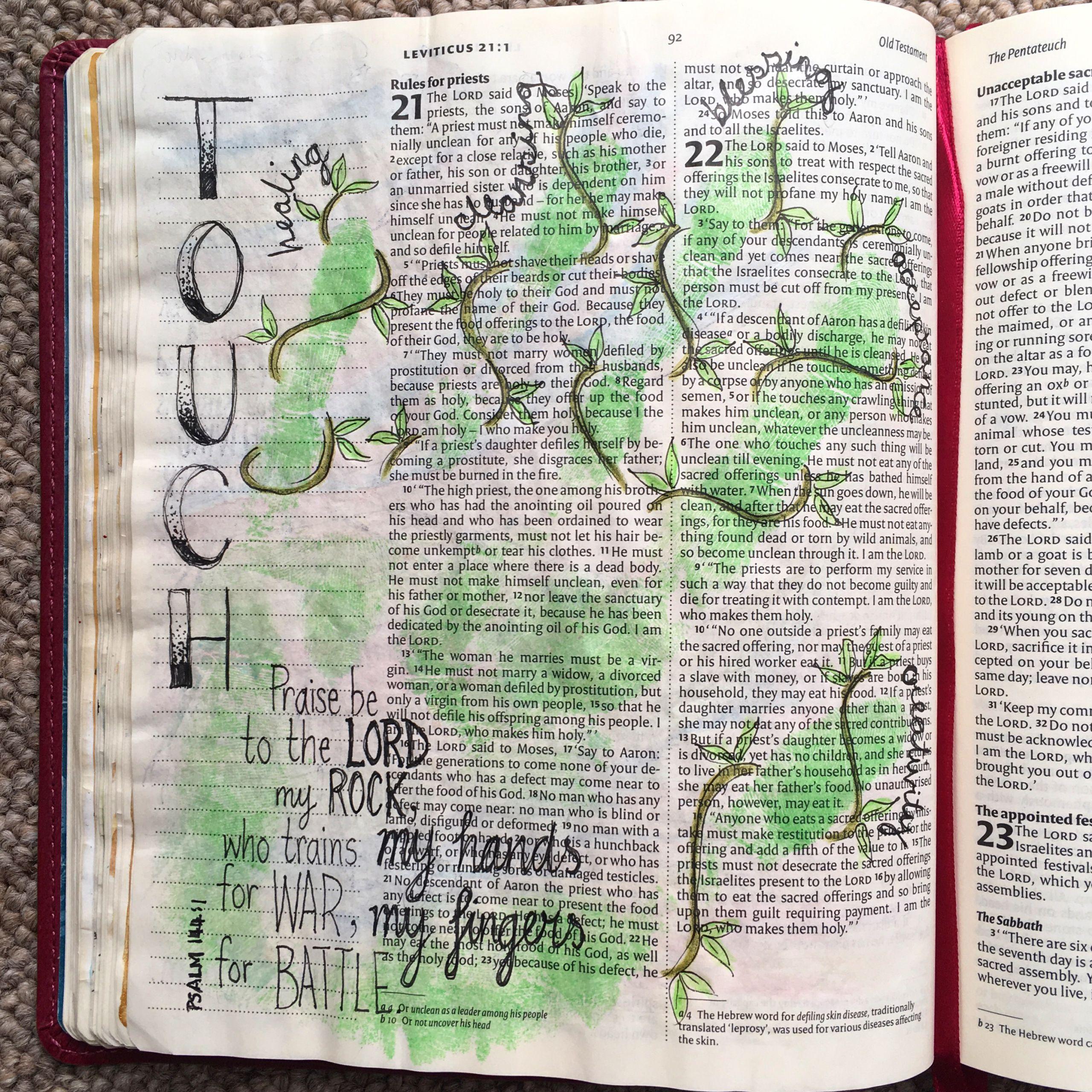 Bibel Desecration