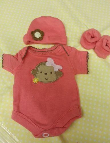 10 Reborn Baby Doll Clothes Ooak Ashton Drake Micro Preemie Baby Doll Clothes Baby Alive Dolls Reborn Baby Dolls