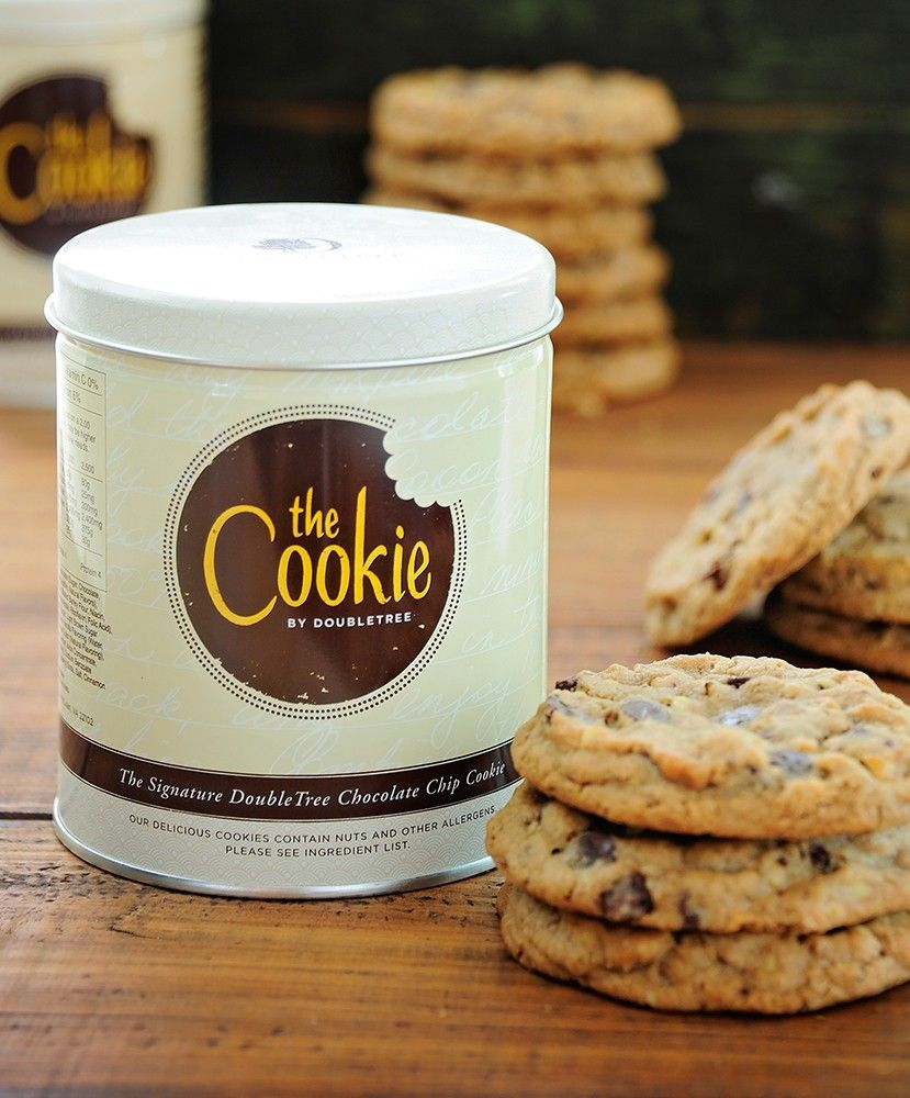 The Doubletree Cookie A Freshly Baked Walnut And Chocolate Chip