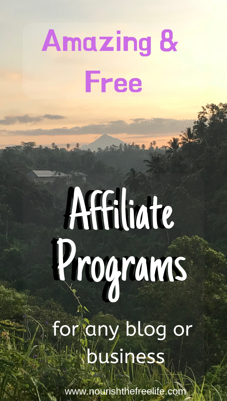 Affiliate Marketing Programs for Bloggers Affiliate