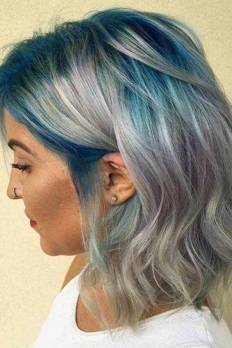 Super-Cool Haircut Ideas For Medium Length Hair