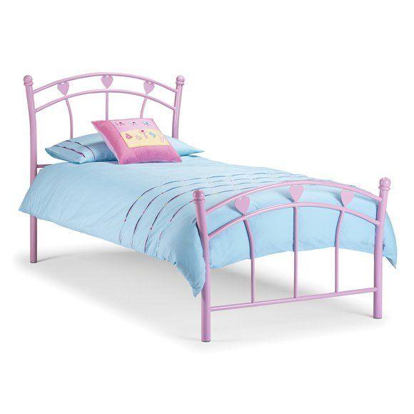 Bedroom Jemima Pink Metal B And Pink Metal Twin Bed Frame Painting Mod Jemima Pink Metal Bed On Adadisini Info Amazing Decor Childrens Beds Childrens Single Beds Bed Frame