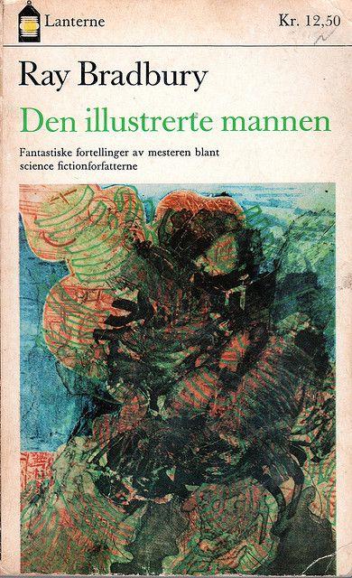 Ray Bradbury - Den Illustrerte Mannen | The Illustrated Man, German cover art